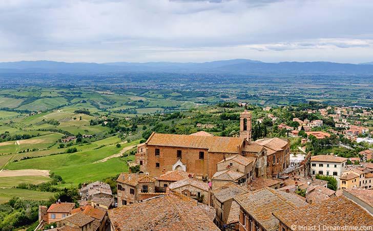 Ferienhäuser & Ferienwohnungen in Montepulciano