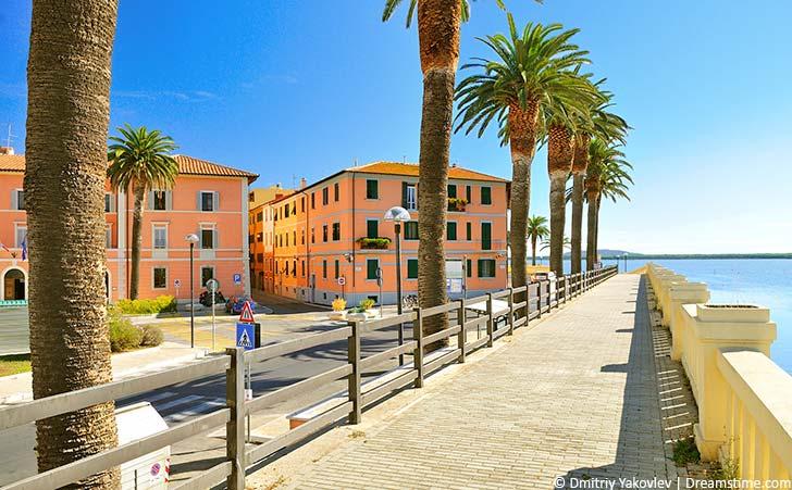 Ferienhäuser & Ferienwohnungen in Orbetello