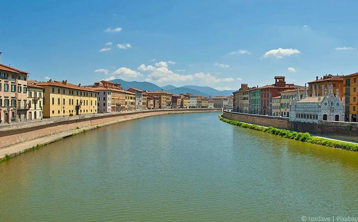 Ferienhäuser & Ferienwohnungen in Pisa