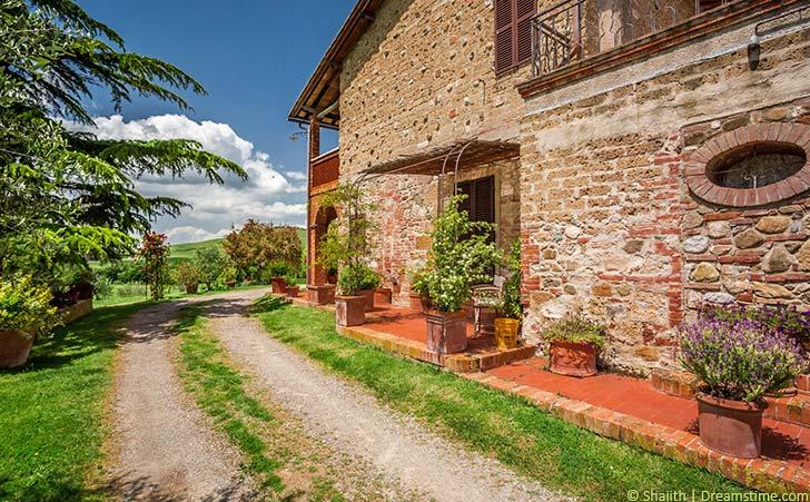 Ferienhäuser & Ferienwohnungen in Poggibonsi