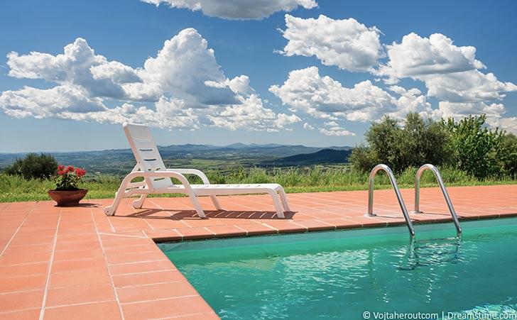Ferienhäuser & Ferienwohnungen in Rapolano Terme