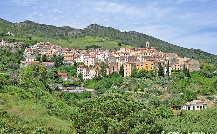 Ferienhäuser & Ferienwohnungen in Rio nell'Elba