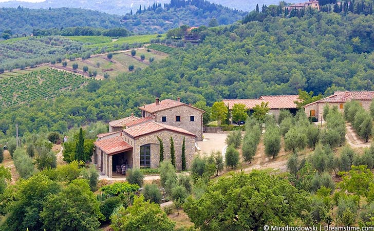 Ferienhäuser & Ferienwohnungen in San Casciano in Val di Pesa