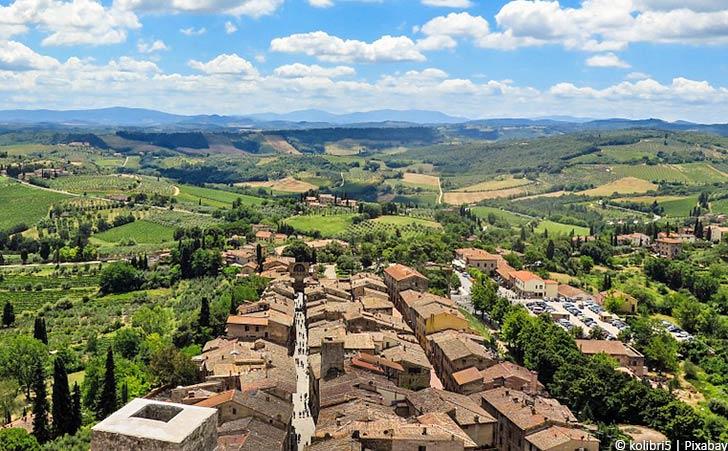 Ferienhäuser & Ferienwohnungen in San Gimignano