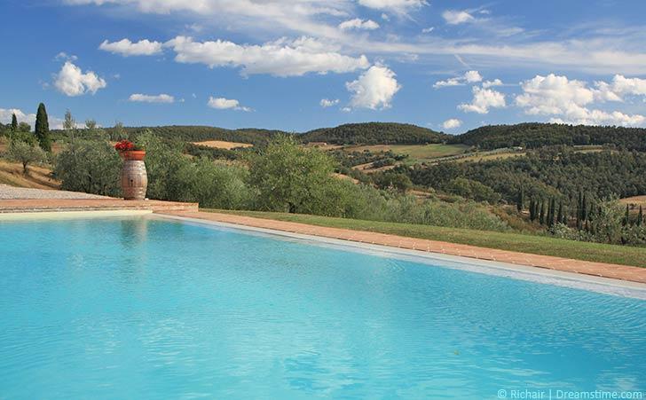 Ferienhäuser & Ferienwohnungen in Sarteano