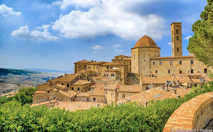 Ferienhäuser & Ferienwohnungen in Volterra
