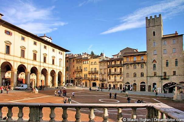 Sehenswürdigkeiten von Arezzo
