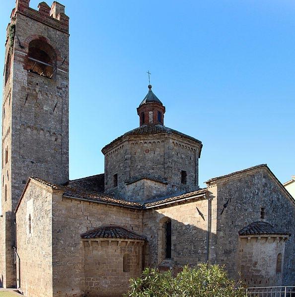 Collegiata di Sant'Agata in Asciano