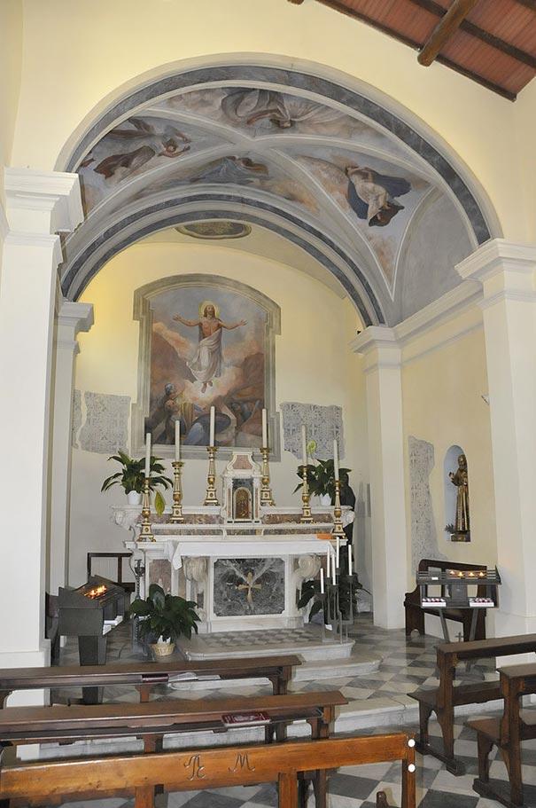 die Kirche San Gaetano