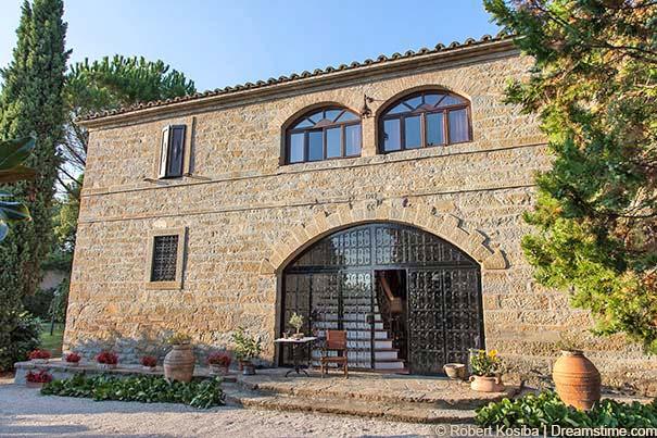 Das Haus in Certaldo