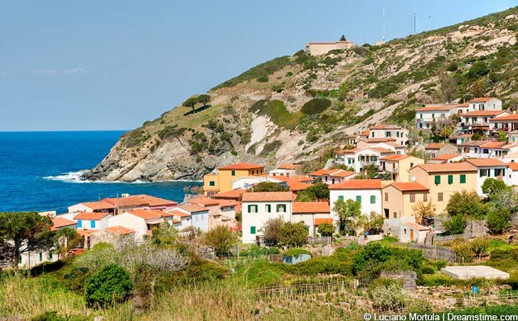 Ferienhäuser & Ferienwohnungen auf Elba