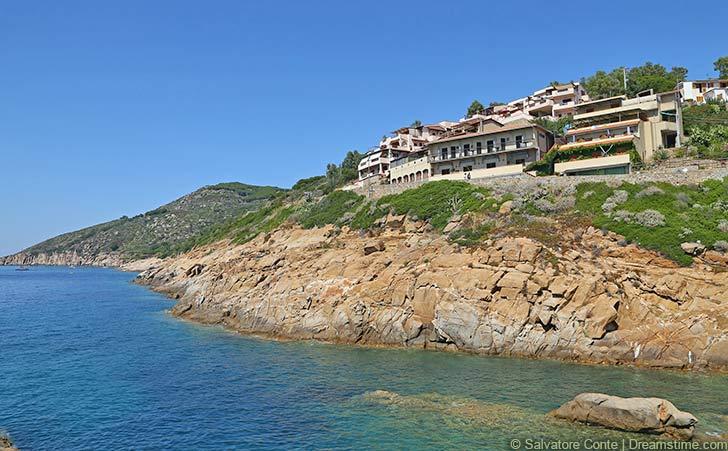 Ferienhäuser & Ferienwohnungen auf Giglio