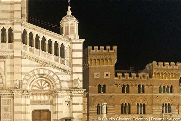 Dom San Lorenzo und Palast