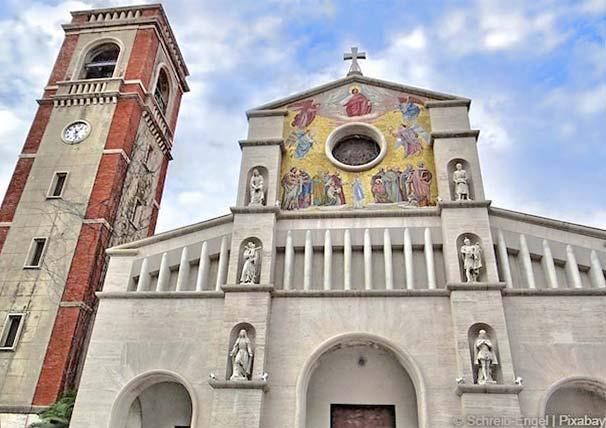 Chiesa di San Paolino in Viareggio