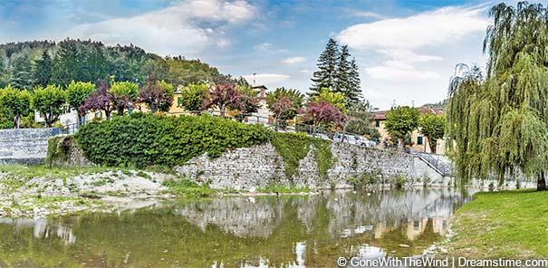 Ansicht in Palazzuolo sul Senio