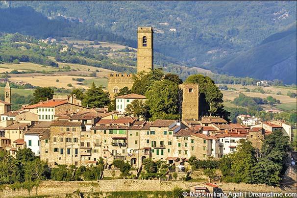 Urlaub in Poppi - ein veträumtes Städtchen in der Toskana