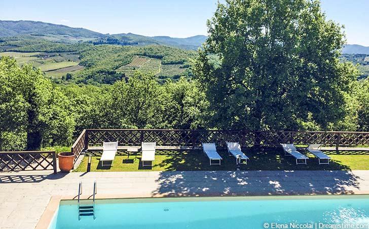 Ferienhäuser und Ferienwohnungen im Valdarno