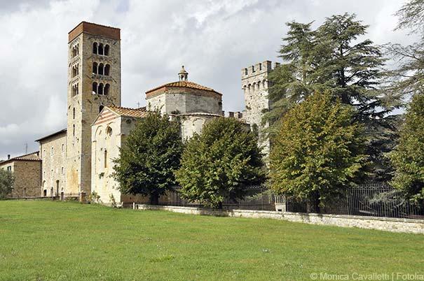 Sehenswürdigkeiten von Castelnuovo Berardenga