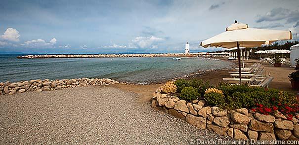 Strand Punta Ala