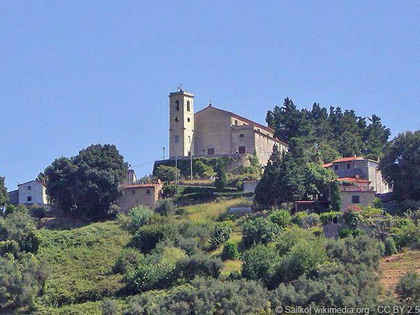 Die Chiesa di Santa Lucia