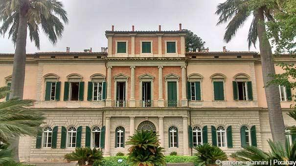 Botanischer Garten von Pisa