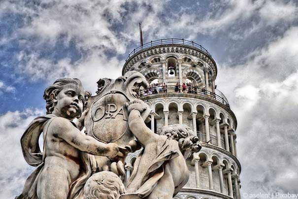 Sehenswürdigkeiten von Pisa