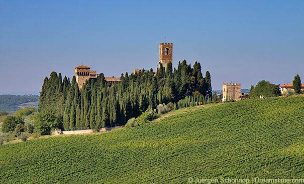 Das Kloster Badia a Passignano