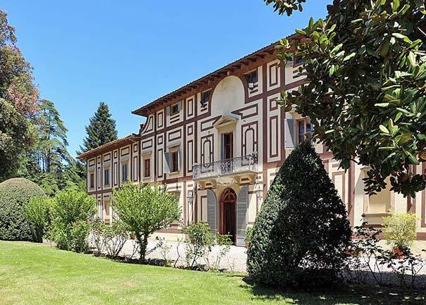 Die Villa di Torre Palagio