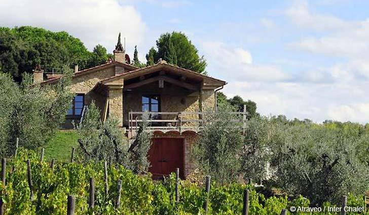 Ferienhaus für max. 6 Personen in Casale Marittimo, Etruskische Küste