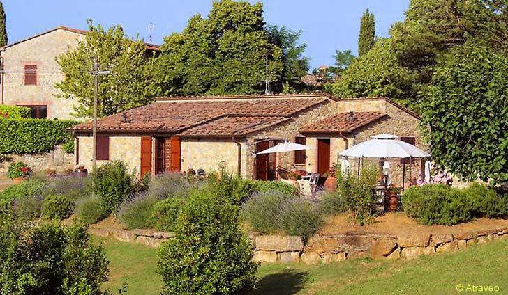 Ferienwohnung für max. 4 Personen in Casanuova di Pietrafitta