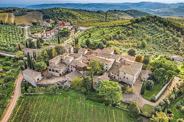 das Castello di Ama