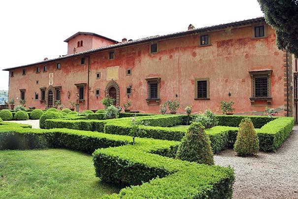 Villa di Vignamaggio