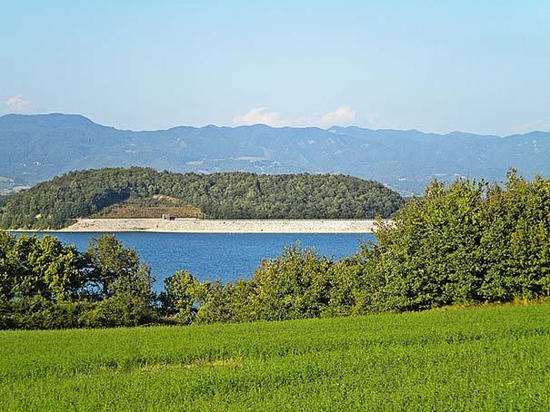 Der Lago di Bilancino
