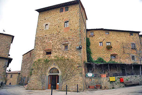 Das Castello di Volpaia bei Radda in Chianti
