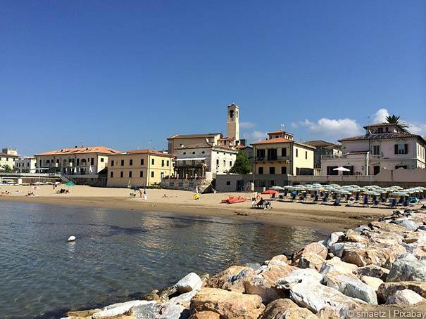 Strand San Vincenzo