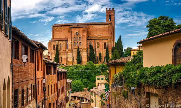 Sehenswürdigkeiten von Siena