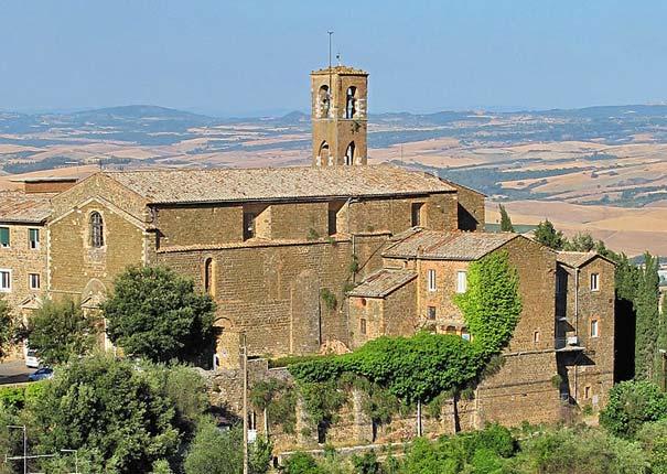 Chiesa di San Francesco in Montalcino