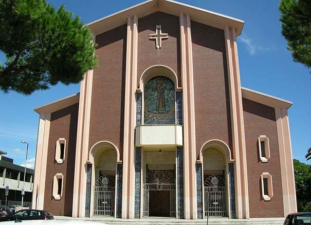 Die Sant'Antonio Kirche