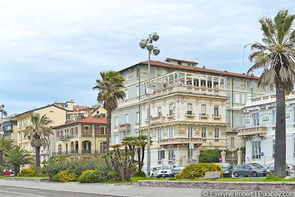 Sehenswürdigkeiten von Viareggio
