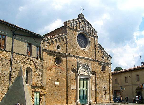 Der Dom Santa Maria Assunta