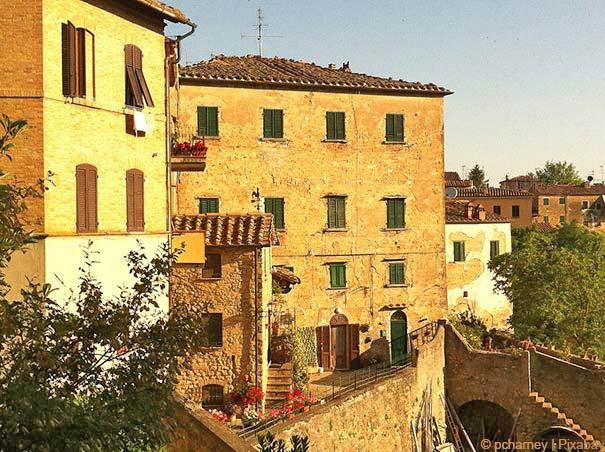 Stadtanicht von Volterra