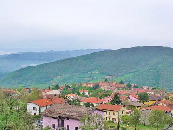 die Gemeinde Chitignano