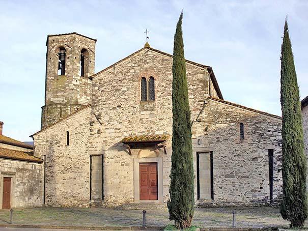 Pieve di Sant'Antonino Martire a Socana