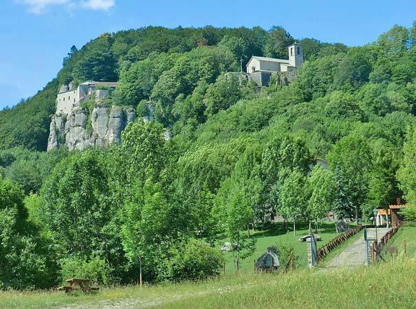 Kloster La Verna