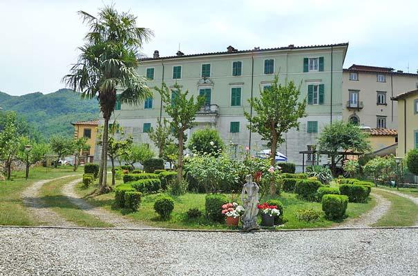 Villa Reale in Bagni di Lucca
