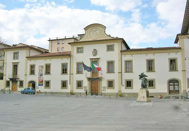 Palazzo del Comune in Pontassieve