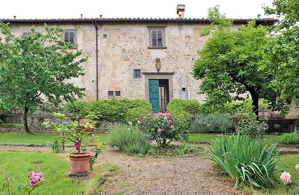 Villa di Montepaldi in San Casciano in Val di Pesa