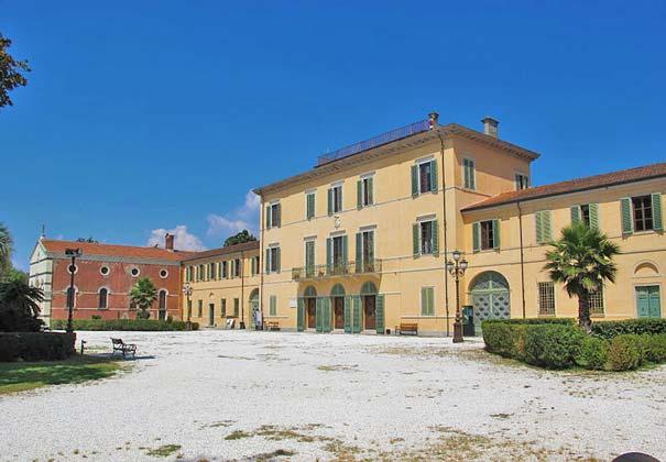 Villa Borbone in Viareggio