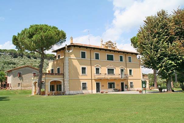 Villa Forestiera