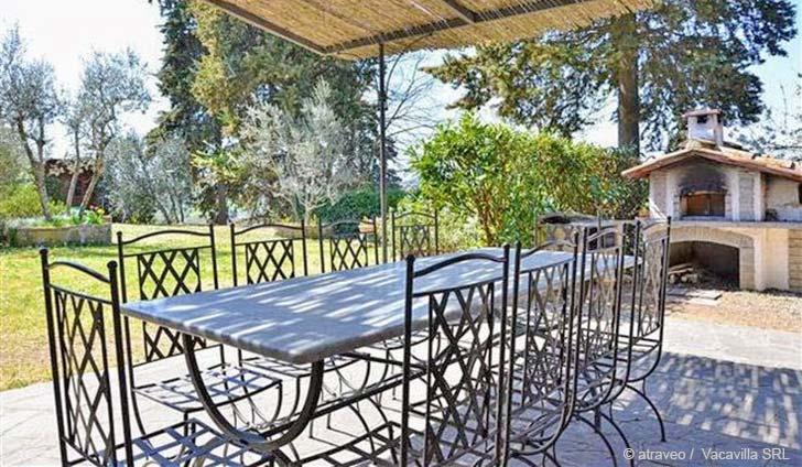 Ferienhaus in Barberino Val d'Elsa für max. 10 Personen